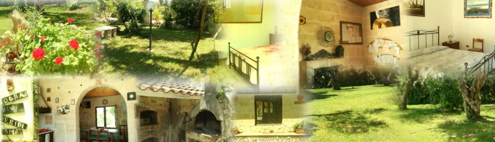 MyLife B&B Country House a Castellaneta Marina